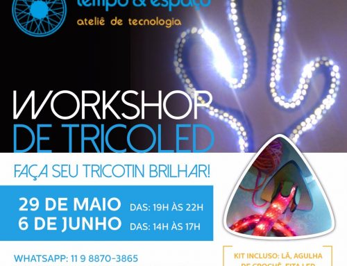 Workshop de Tricoled